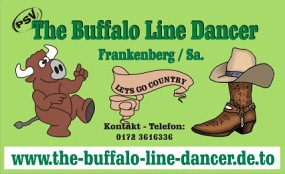 The Buffalo Line Dancer